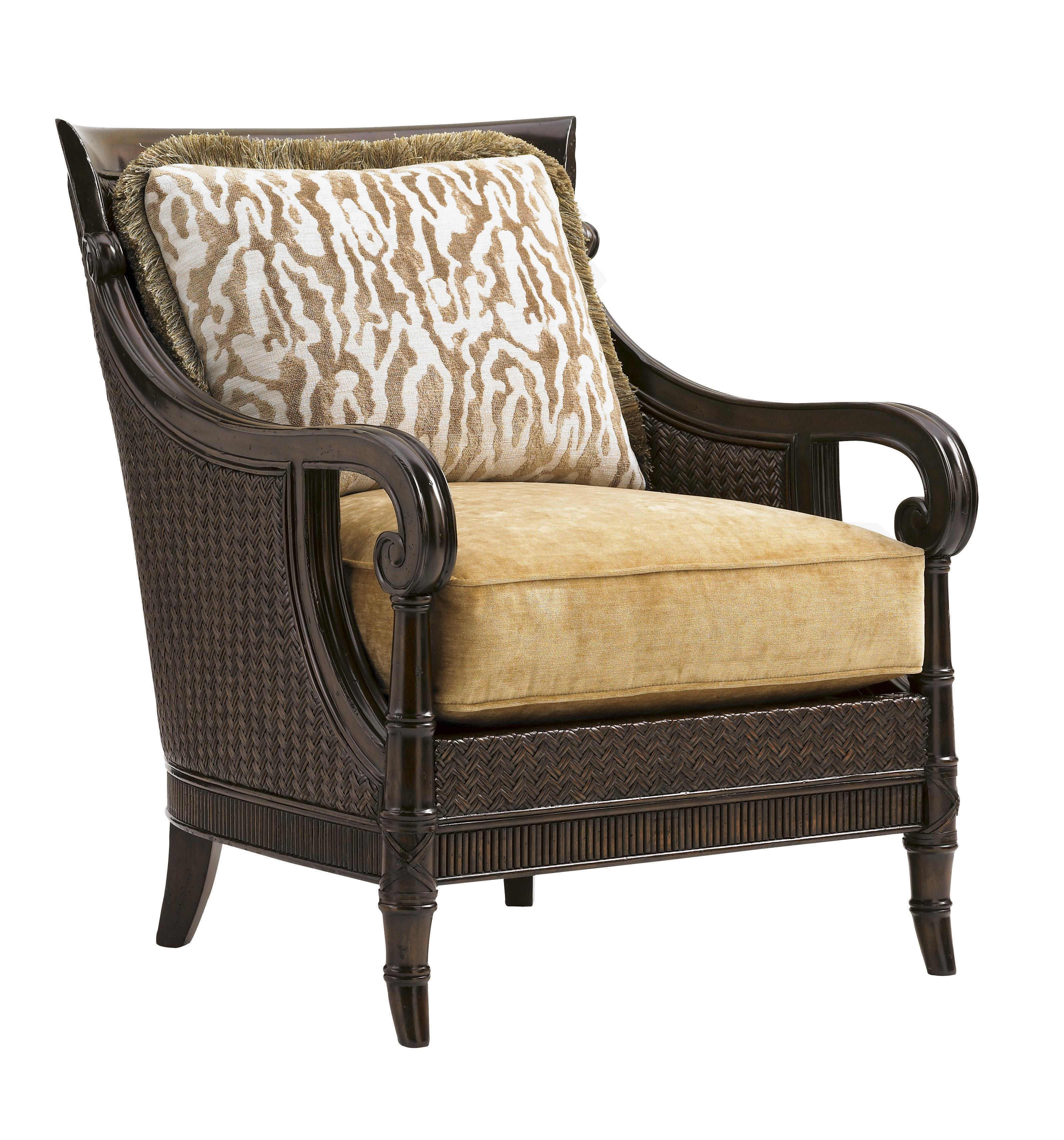 Tommy Bahama Upholstery Stafford Chair by Tommy Bahama Home at Baer's Furniture