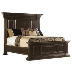 Tommy Bahama Home Island Traditions Queen Sutton Place Bed