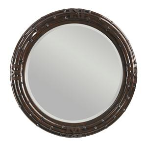 Tommy Bahama Home Island Traditions Newbury Round Mirror