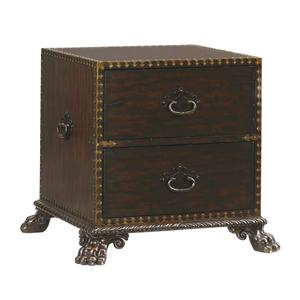 Tommy Bahama Home Island Traditions Bradford Drawer End Table