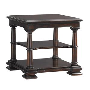 Tommy Bahama Home Island Traditions Devonshire Open Book Table