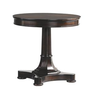Tommy Bahama Home Island Traditions Middleton Round Lamp Table