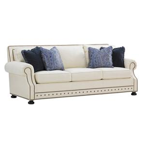 Tommy Bahama Home Island Traditions Devon Sofa (married cover)