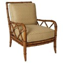 Tommy Bahama Home Ivory Key Heydon Chair - Item Number: 1576-11 4725-21