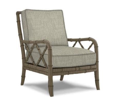 Tommy Bahama Home Ivory Key Heydon Chair - Item Number: 1576-11
