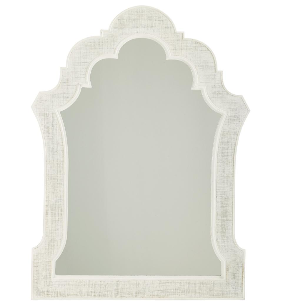 Ivory Key Sandys Mirror by Tommy Bahama Home at Baer's Furniture
