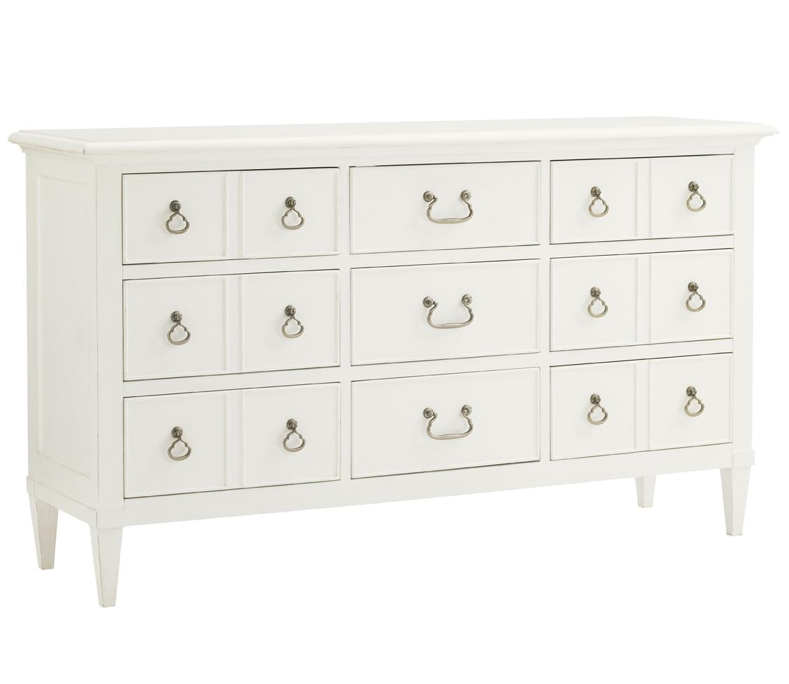 Tommy Bahama Home Ivory Key Grotto Isle Dresser - Item Number: 543-234