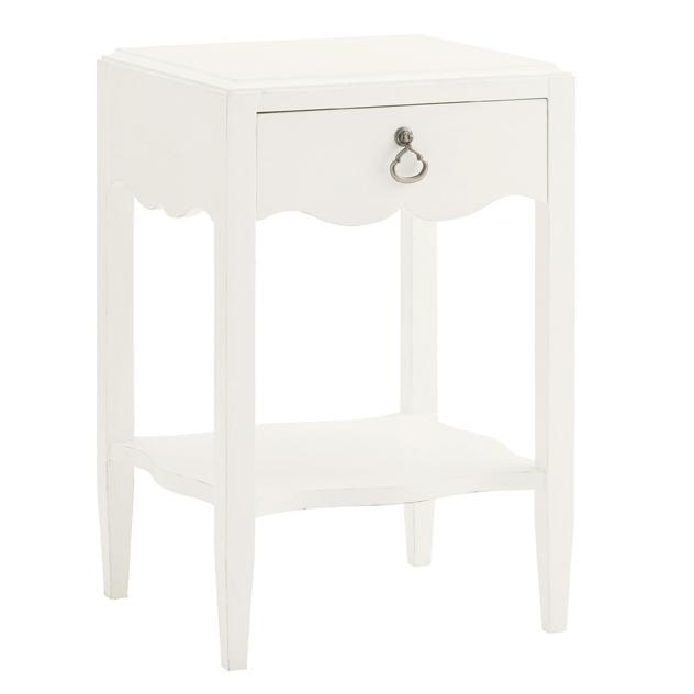Ivory Key Water Street Bedside Table by Tommy Bahama Home at Baer's Furniture