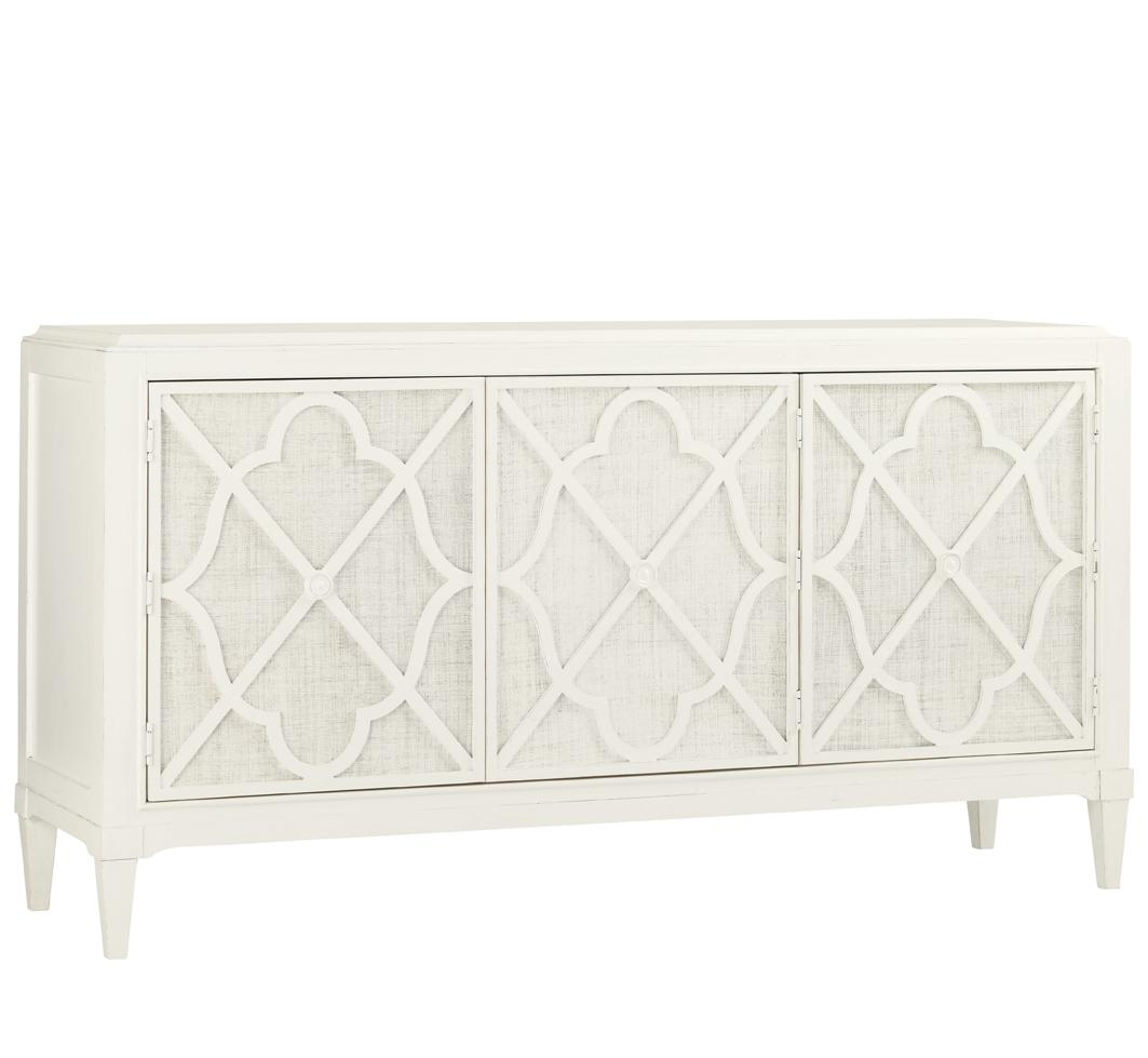 Ivory Key Hawkins Point Buffet by Tommy Bahama Home at Baer's Furniture