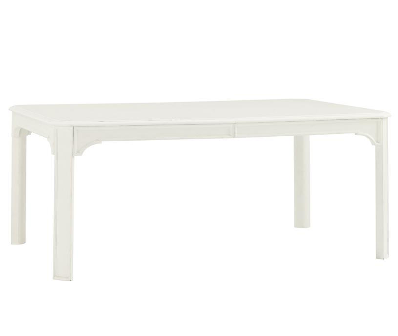 Ivory Key Castel Harbour Dining Table by Tommy Bahama Home at Baer's Furniture