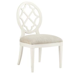 Tommy Bahama Home Ivory Key <b>Quickship </b> Mill Creek Side Chair
