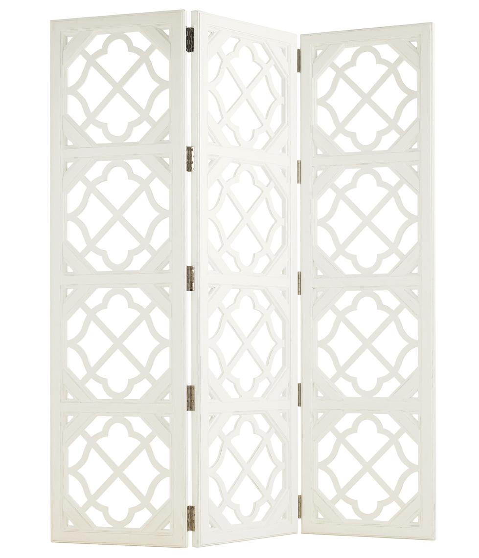 Ivory Key Abbotts Landing Folding Screen by Tommy Bahama Home at Baer's Furniture