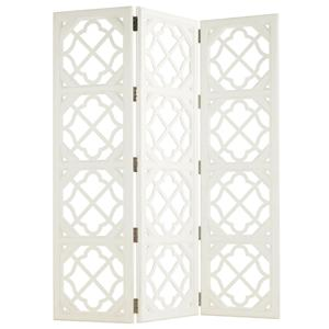 Tommy Bahama Home Ivory Key Abbotts Landing Folding Screen