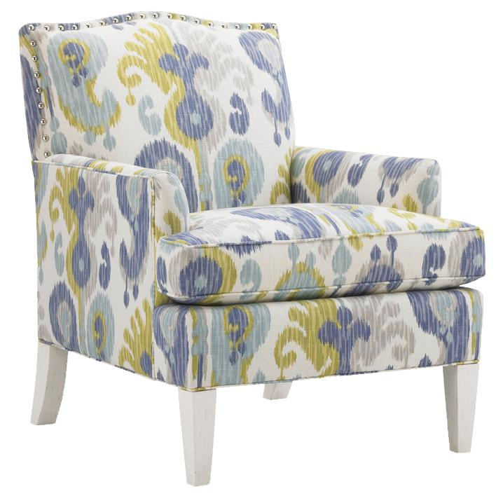 Ivory Key Walton Chair by Tommy Bahama Home at Baer's Furniture