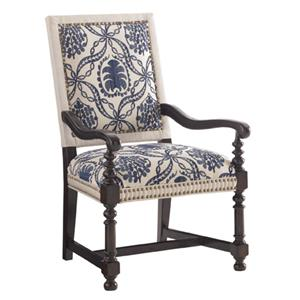 Tommy Bahama Home Kilimanjaro Cape Verde Upholstered Arm Chair