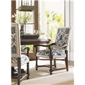 Tommy Bahama Home Kilimanjaro Customizable Cape Verde Upholstered Arm Chair