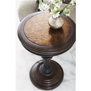 Tommy Bahama Home Kilimanjaro Queenstown Round Accent Table