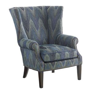 Tommy Bahama Home Kilimanjaro Marissa Wing Chair