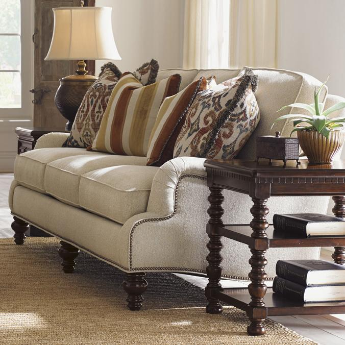 Tommy Bahama Upholstery Amelia Sofa by Tommy Bahama Home at Baer's Furniture