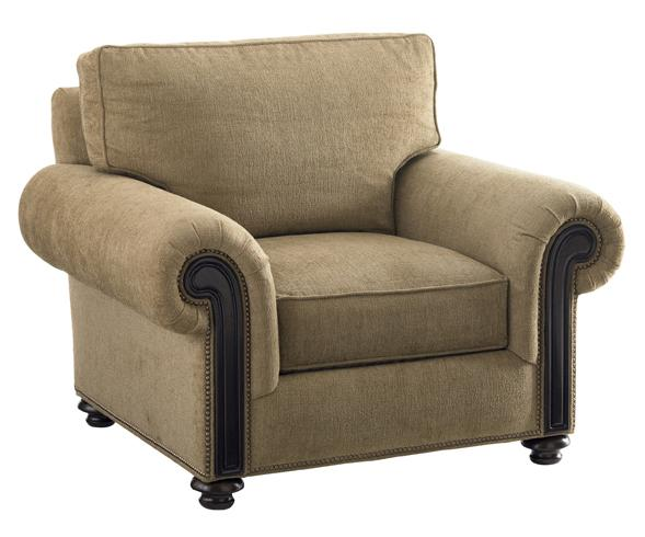 Tommy Bahama Upholstery Riversdale Chair by Tommy Bahama Home at Baer's Furniture