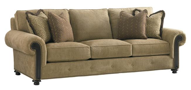 Tommy Bahama Upholstery Riversdale Sofa by Tommy Bahama Home at Baer's Furniture