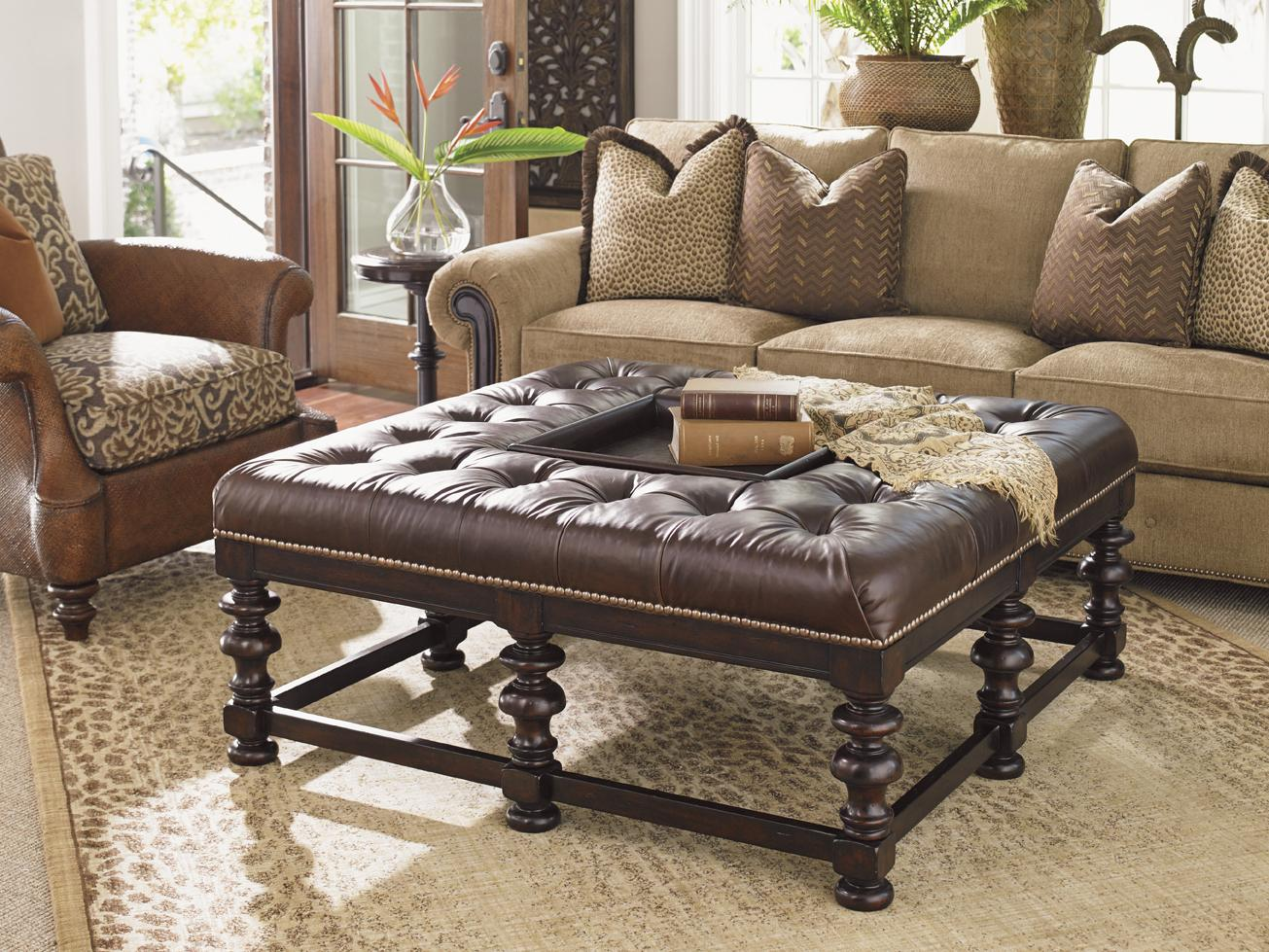 Ottomon Coffee Table Images