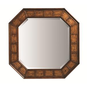 Tommy Bahama Home Landara Cape Coral Octagonal Mirror