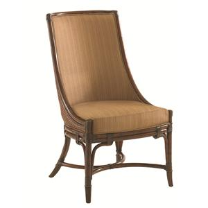 Tommy Bahama Home Landara Royal Palm <b>Custom</b> Upholstered Chair