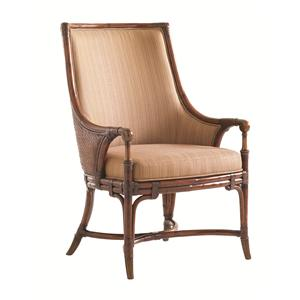 Tommy Bahama Home Landara Royal Palm <b>Quickship</b> Arm Chair