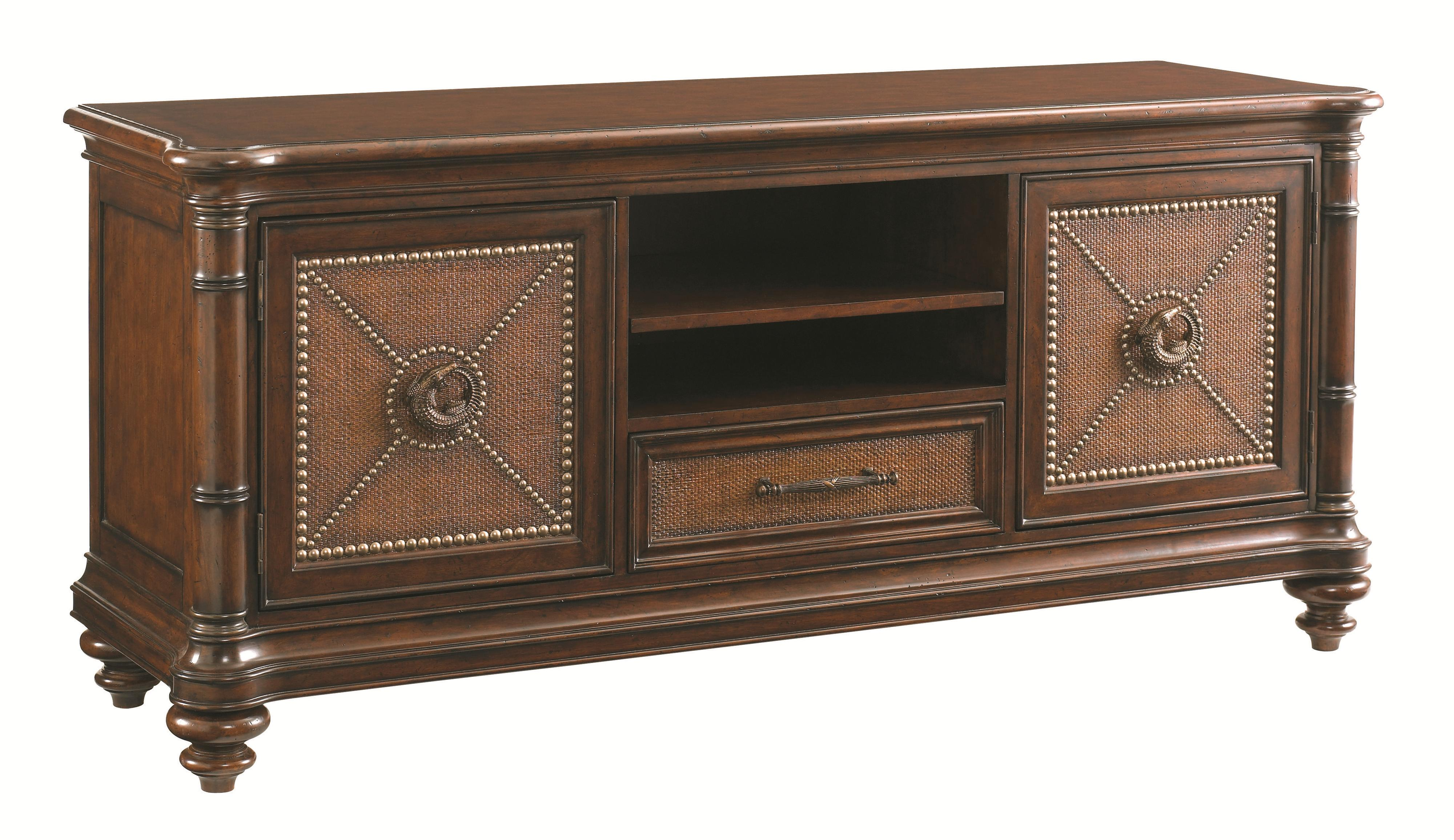 Tommy Bahama Home Landara Cobia Media Console - Item Number: 545-907