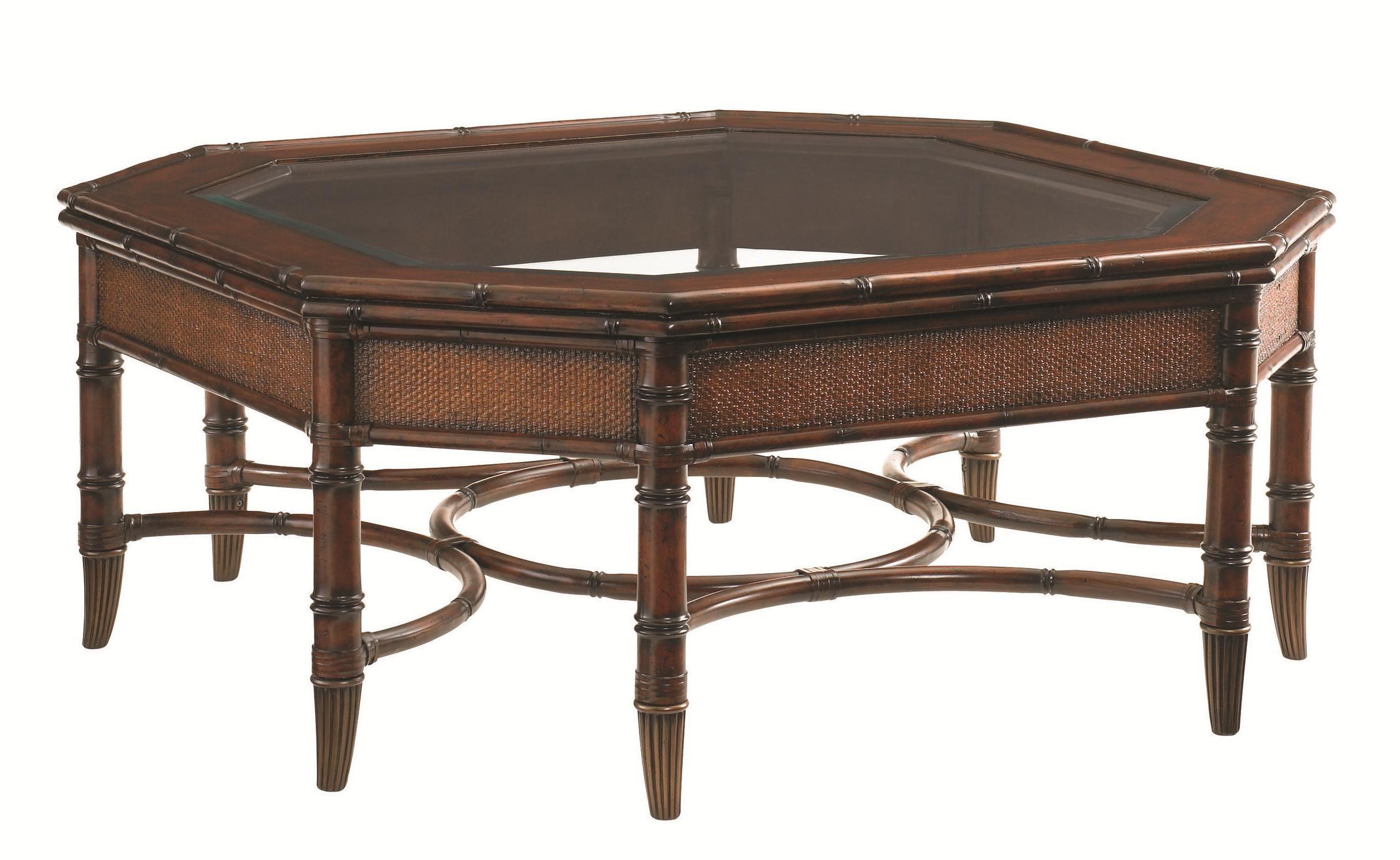 Tommy Bahama Home Landara Marianas Cocktail Table - Item Number: 545-947