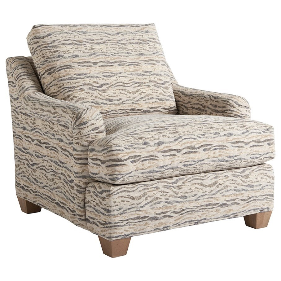 Los Altos Barton Chair by Tommy Bahama Home at Baer's Furniture