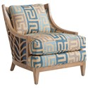 Tommy Bahama Home Los Altos Marion Chair - Item Number: 1989-11-5282-31