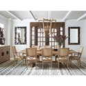 Tommy Bahama Home Los Altos Formal Dining Group - Item Number: 566 Dining Room Group 3