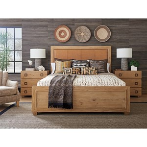 Tommy Bahama Home Los Altos Queen Bedroom Group