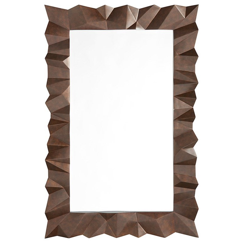 Tommy Bahama Home Los Altos Carlisle Rectangular Mirror - Item Number: 566-206