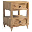 Tommy Bahama Home Los Altos Reston Night Table - Item Number: 566-622