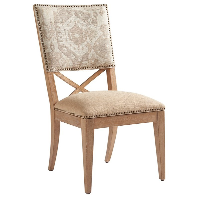 Los Altos Alderman Side Chair by Tommy Bahama Home at Baer's Furniture