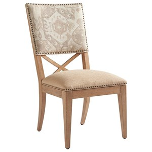 Tommy Bahama Home Los Altos Alderman Side Chair