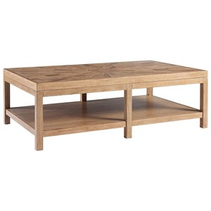Duncan Rectangular Cocktail Table