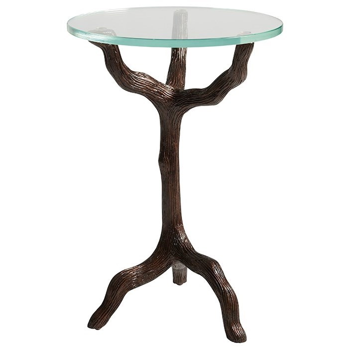 Los Altos Trieste Twig Accent Table by Tommy Bahama Home at Baer's Furniture