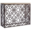 Tommy Bahama Home Los Altos Ackermann Metal Console - Item Number: 566-967