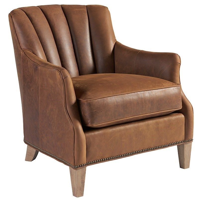 Los Altos Princeton Chair by Tommy Bahama Home at Baer's Furniture