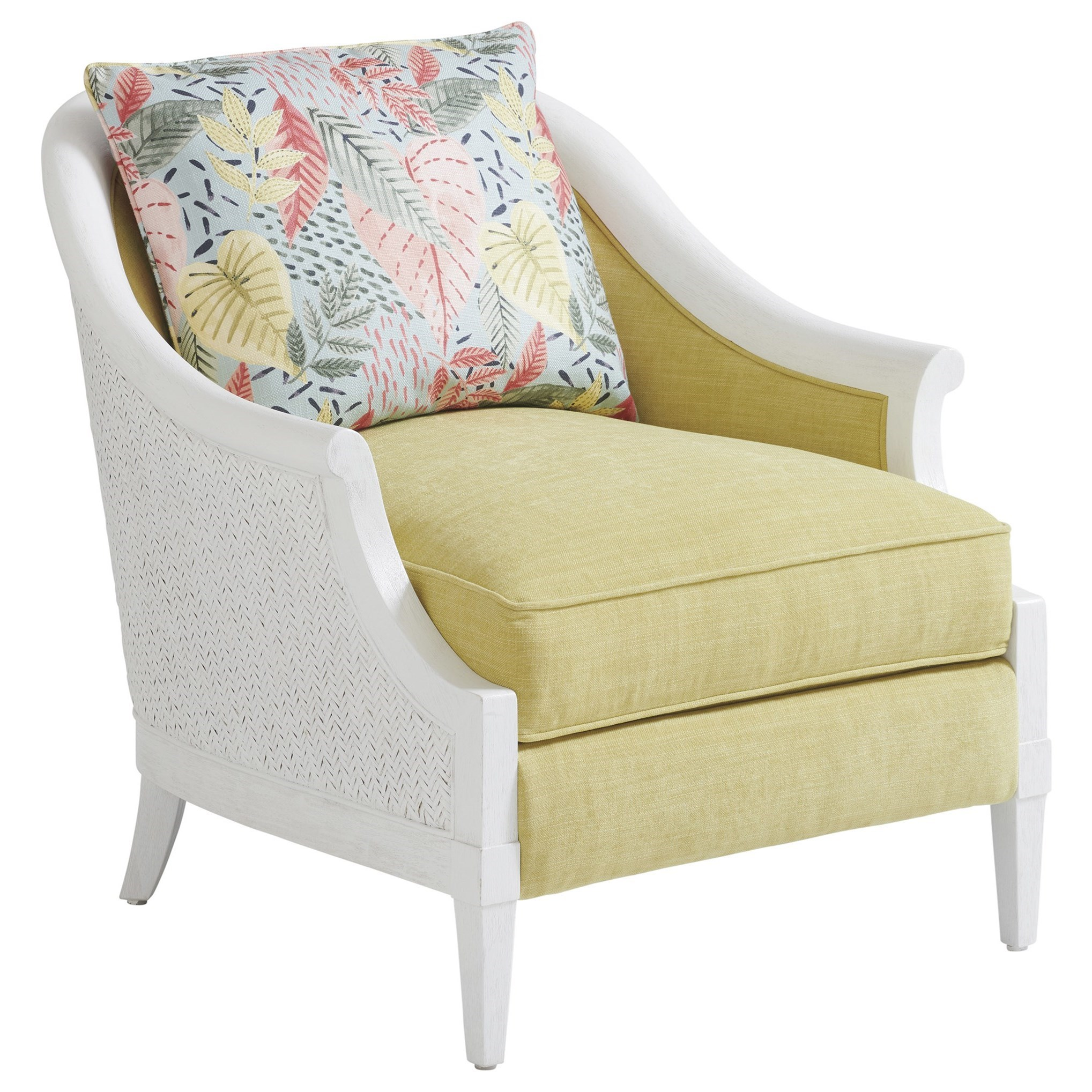 Ocean Breeze Westbank Chair by Tommy Bahama Home at Baer's Furniture