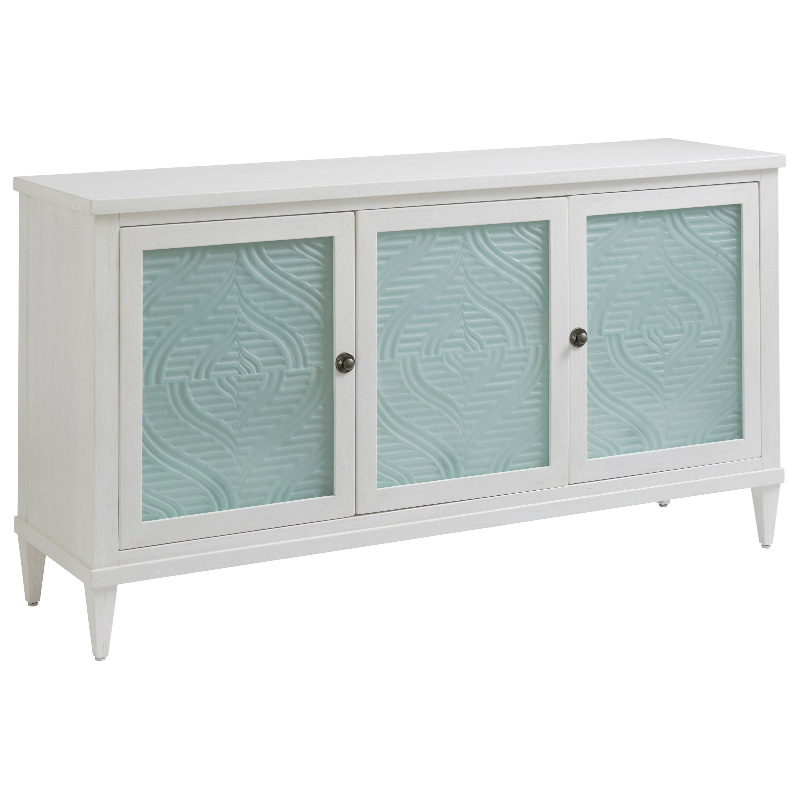 Ocean Breeze Turtle Point Buffet by Tommy Bahama Home at Baer's Furniture