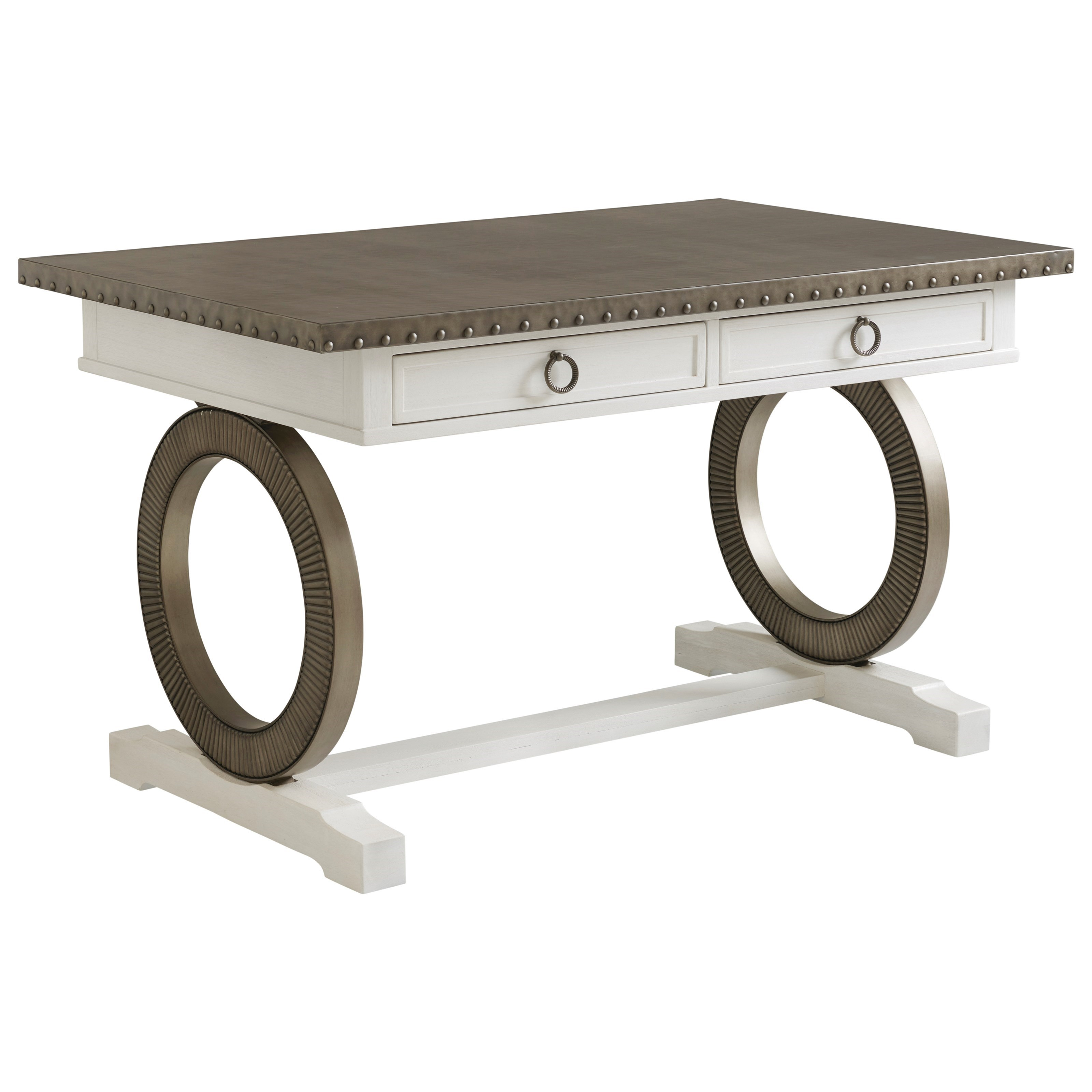 Ocean Breeze Sawgrass Bistro Table by Tommy Bahama Home at Baer's Furniture