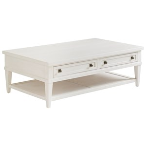 Palm Coast Rectangular Cocktail Table