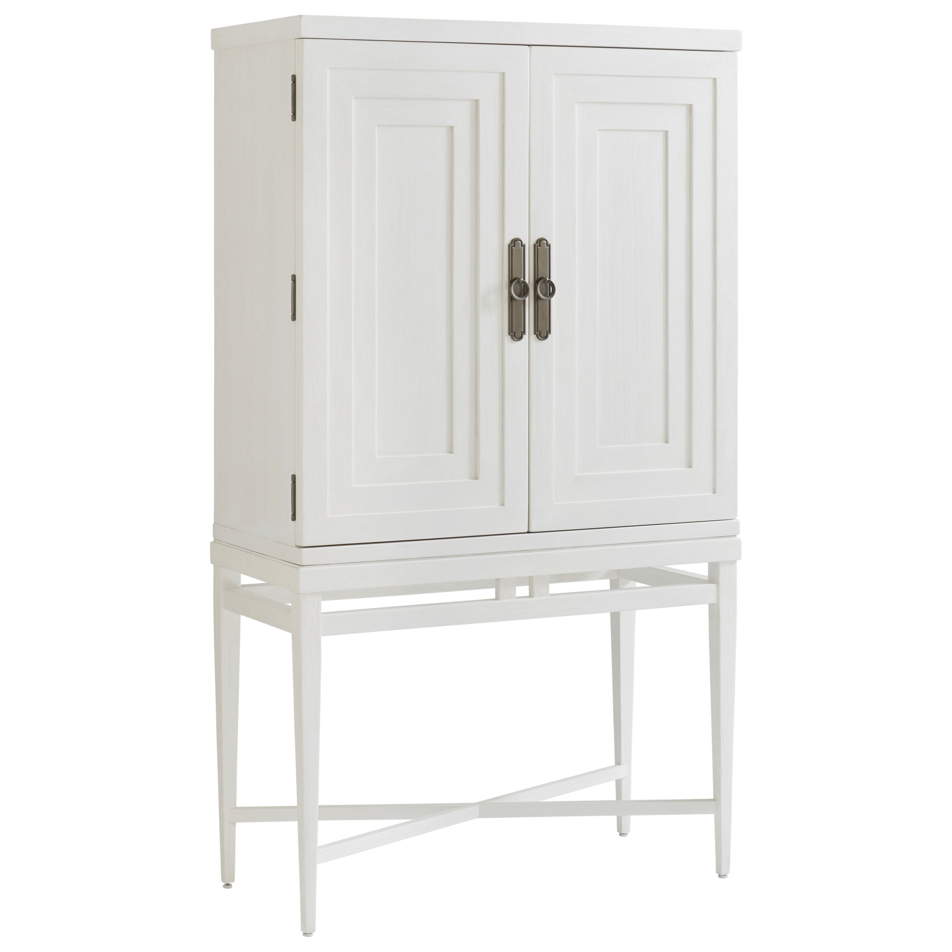 Ocean Breeze Jensen Beach Bar by Tommy Bahama Home at Baer's Furniture