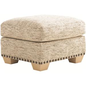 Tommy Bahama Home Road To Canberra Torres Ottoman