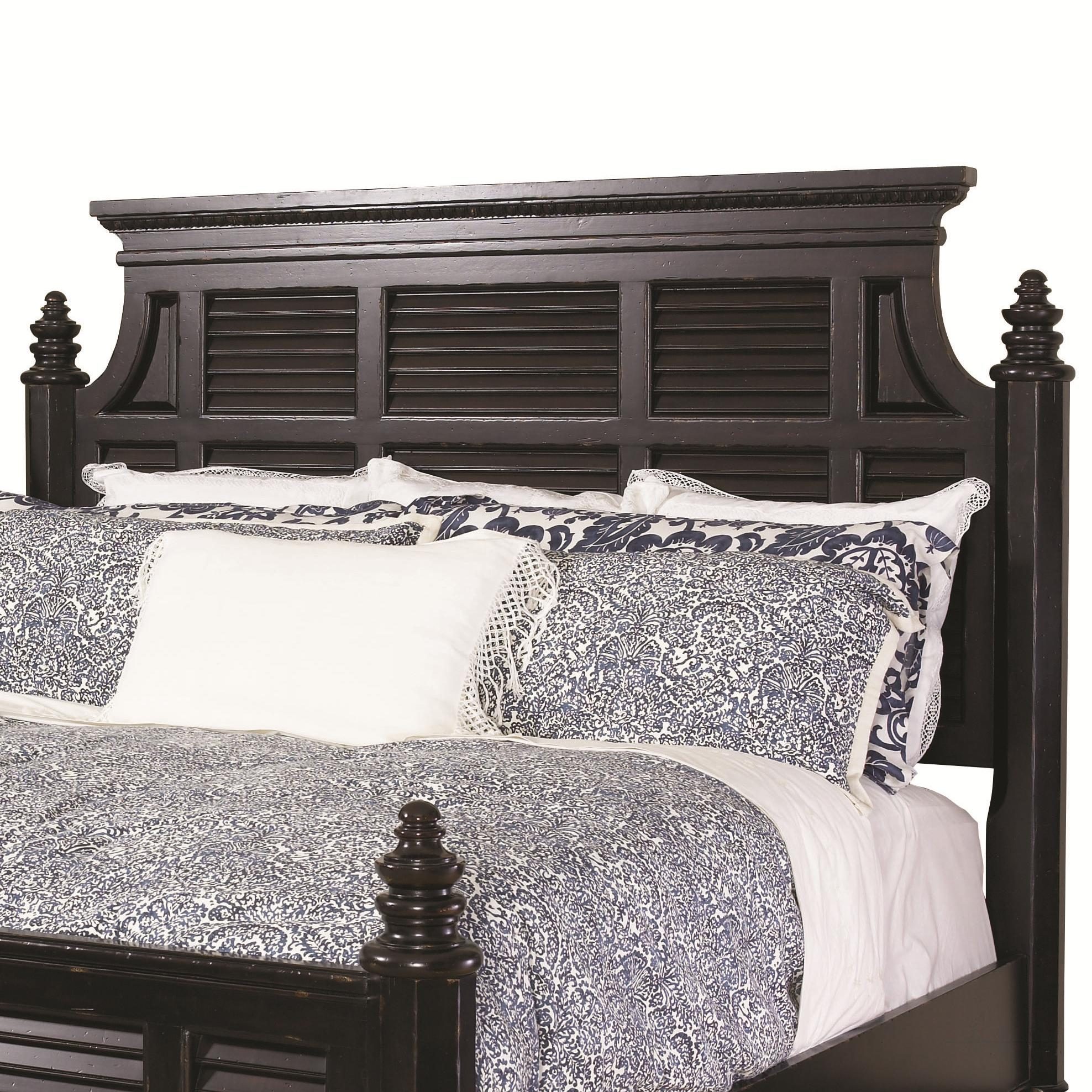 Tommy Bahama Home Kingstown Queen Malabar Panel Headboard - Item Number: 619-133HB